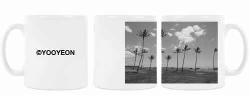 Limited edition Mug printed with US by Yooyeon.