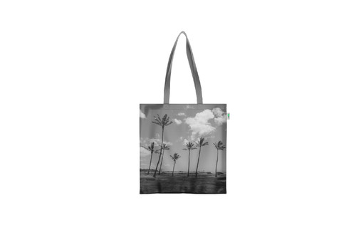 Limited edition Tote Bag printed with US by Yooyeon.