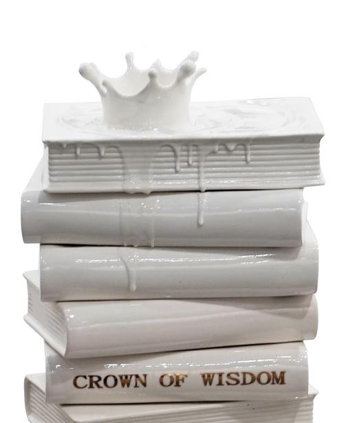 Crown of Wisdom by Han A Ram. 2019. Ceramics. Contemporary.