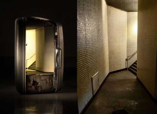 Underpass by Cha Minyoung. 2020. Synthetic resin, Polycarbonate, LED Lamp etc