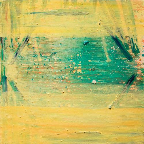 Hidden Rhythm by Hye Kyung Cho. 2008. Oil on Canvas.