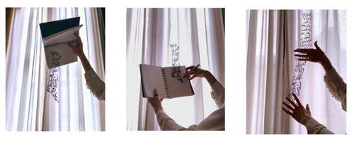 Visual Diary by Salma Eltoukhy. 2020. Fine art photography (unframed). Surrealistic