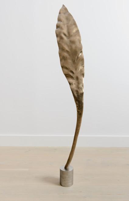 Tree #4 (Pacho)_Shan Hur_2013_Bronze, stainless steel base