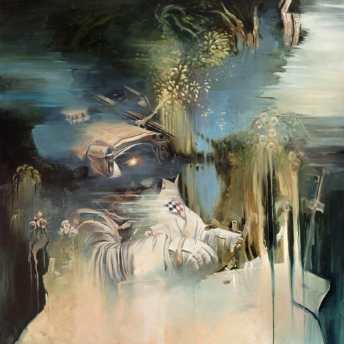 Eclectic Gallery_Johnny Morant_Shifting Perceptions_2020_Oil on canvas_160 x 160cm