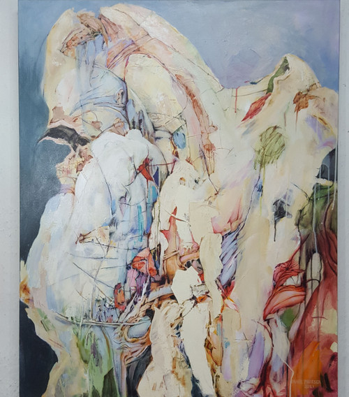 Arcadia_ Mark Prosser_Acrylic on Canvas_2021