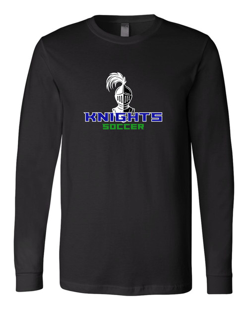 Knights Soccer Long Sleeve