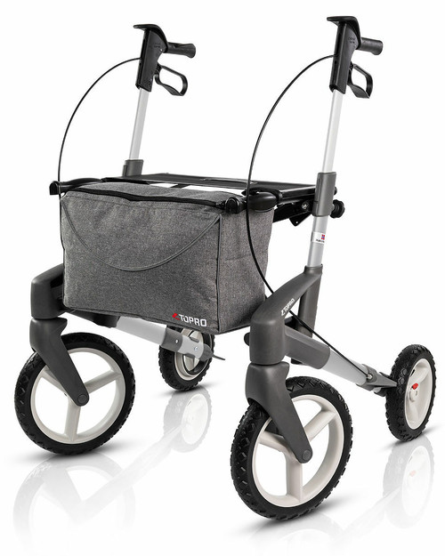 TOPRO Olympos All-Terrain Rollator (ATR) with Off-Road Wheels