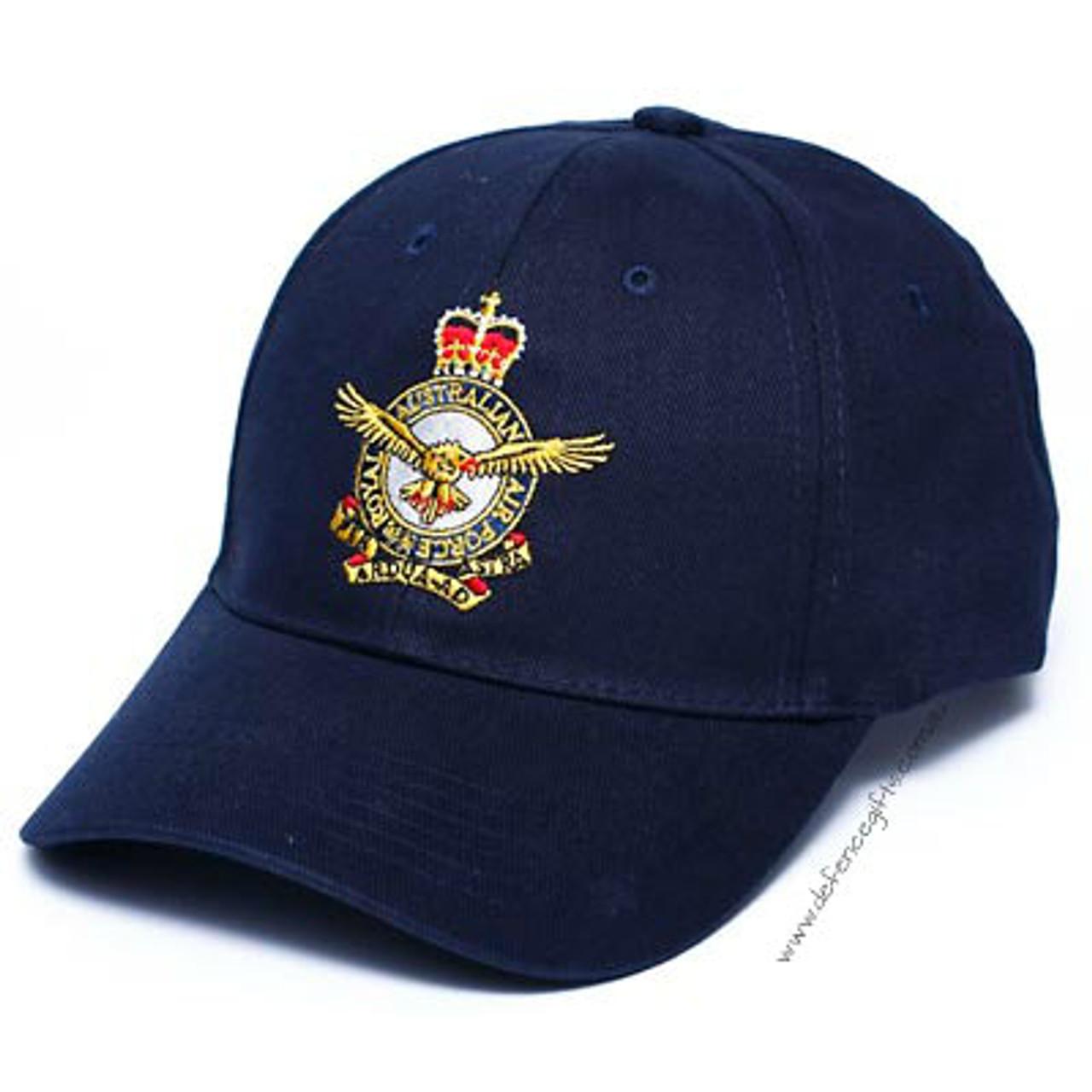 3fc8d6f8 Approved RAAF UNIFORM CAP