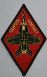 Super Hornet Uniform Patch