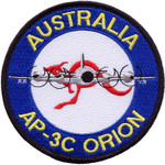 RAAF AP-3C Orion Uniform Patch