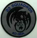 33 Sqn RAAF Uniform Patch
