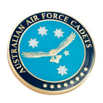 AAFC  Australian Air Force Cadets Medallion 48mm