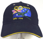 RAAF Caribou Cap 50 Years  1964 - 2014
