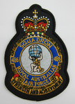 486 Sqn Embroidered Crest