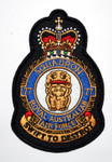 77 Sqn CREST  PATCH Velcro Backing