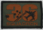 36 sqn Patch  rectangle