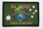 84 Wing RAAF Uniform Patch
