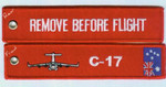 C-17  Key Tag / Bag Tag