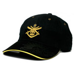 Australian Defence Force Tri Service Cap BLACK