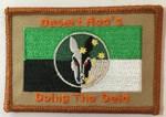 Desert Roo's Uniform Patch