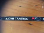 RMIT Flight Training Lanyard