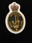 Royal Australian Navy Crest - Velcro