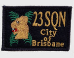 23SQN Rectangle Patch