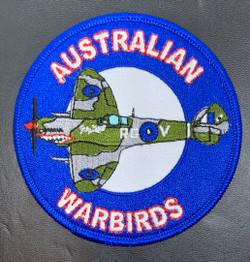 Australian Warbirds Spitfire - Round