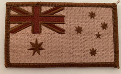 Tan Australian National Flag - ANF
