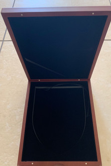 Air Force Plaque box