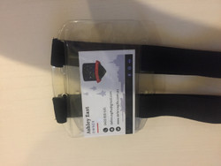 Armband ID Card Holder Twin Velcro Straps