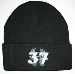 37 Sqn RAAF Black BEANIE