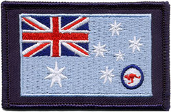 RAAF Ensign on GPU