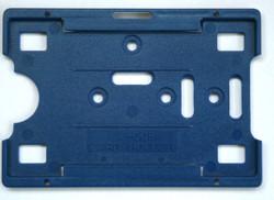 BLUE Single ID Holder
