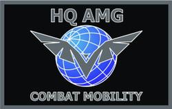 AMG RAAF Uniform Patch