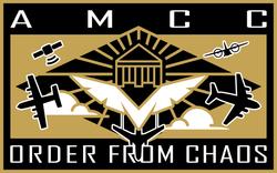 AMCC  RAAF Uniform Patch Rectangle