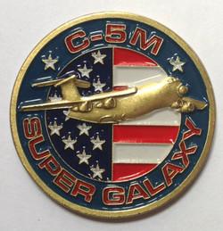 C-5M Super Galaxy Coin