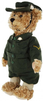 First World War Digger Bear