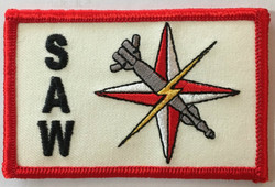SAW Uniform Patch