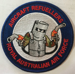 Aircraft Refuellers Patch RAAF