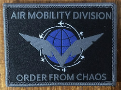 Air Mobility Devision RAAF Uniform Patch Order From Chaos