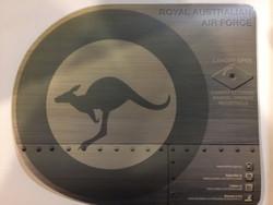 RAAF Roundel Mouse Pad