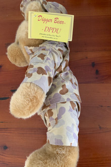 Teddy Bear -  Army DPDU - Limited Edition