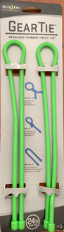 GearTie - 24 Inches (60.9 cm) - Green