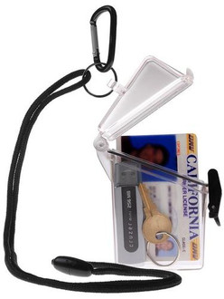 Waterproof ID Holder