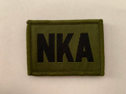 No Known Allergies Patch (NKA)