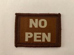 No Penicillin ( No Pen) Patch