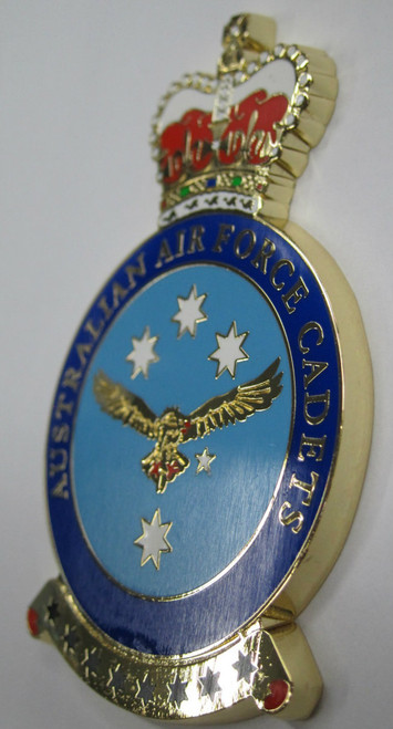 Australian Air Force Cadets  METAL  Crest