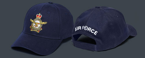 Approved uniform cap