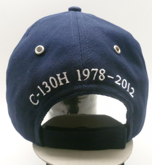 "C-130H ""END OF AN ERA"" ""Blue Cap""   RAAF 1978 - 2012"